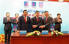 PV GAS, PTSC, PV Power, PVChem ký kết các hợp đồng thỏa thuận hợp tác đầu tư và cùng phát triển
