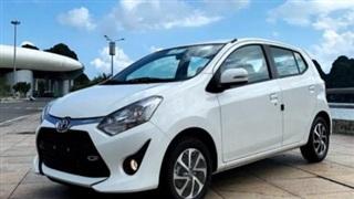 Giá xe ôtô hôm nay 3/8: Toyota Wigo dao động từ 352-384 triệu động