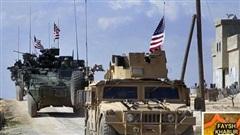 Mỹ chặn Nga ở ngã 3 biên giới Syria-Iraq-Thổ Nhĩ Kỳ