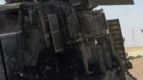 Hệ thống EW 'lạ' buộc Israel bắn hạ tên lửa chính mình?