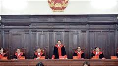 Xây dựng Tòa án trong sạch, vững mạnh