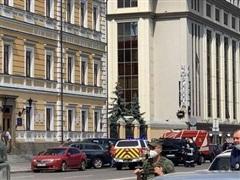 Ukraine: Một đối tượng bắt cóc con tin, đe dọa nổ bom tại ngân hàng