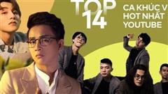 Chillies và Suni Hạ Linh vượt Sơn Tùng M-TP để về nhì, Hoài Lâm tiếp tục dẫn đầu cách biệt top ca khúc Việt hot nhất tuần qua!