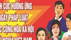 Các ngành hưởng ứng Ngày Pháp luật Việt Nam năm 2020