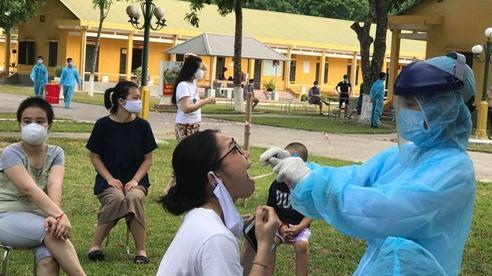 Đã có kết quả xét nghiệm 265 người Thanh Hóa liên quan đến các địa điểm theo thông báo khẩn của Bộ Y tế
