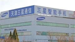 Samsung rút tiếp nhà máy máy tính khỏi Trung Quốc