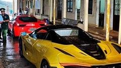 Cặp đôi siêu xe McLaren 720S Spider và Ferrari 458 Italia triệu đô chính thức cập bến Việt Nam