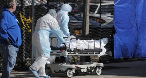 Mỹ dự báo thêm gần 20.000 ca tử vong do COVID-19