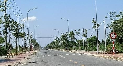 Dấu hiệu lợi ích nhóm tại dự án tuyến đường số 1 ở Trà Vinh