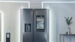 Samsung ra mắt tủ lạnh thông minh Family Hub tại thị trường Việt Nam