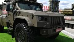 Quân đội Nga được trang bị xe thiết giáp tối tân Typhoon-VDV