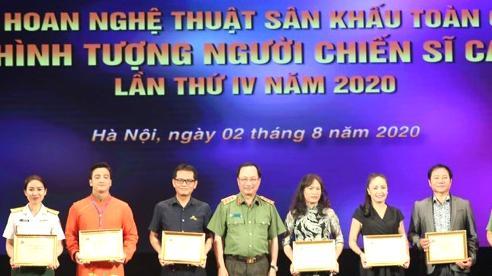 7 vở đoạt Huy chương vàng liên hoan sân khấu hình tượng chiến sĩ Công an nhân dân