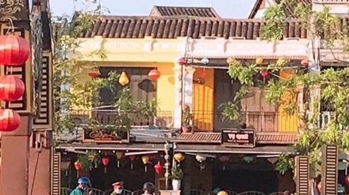 Phong tỏa một khu phố nguy cơ lây nhiễm cao ở Hội An