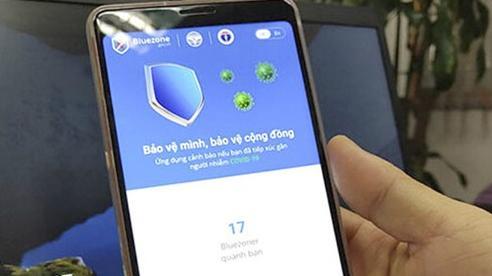 Bộ Y tế vận động người dân dùng 'khẩu trang điện tử' Bluezone