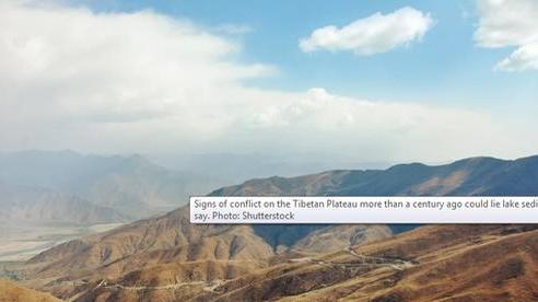 Khảo sát địa chất, phát hiện những 'bóng ma' rùng mình ở hồ sông băng Tây Tạng