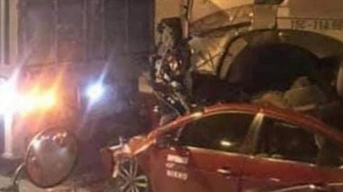 Tai nạn nghiêm trọng trên quốc lộ 5: Các phương tiện đều còn hạn kiểm định