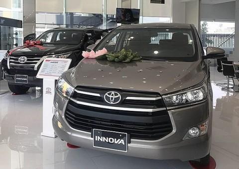 Triệu hồi khẩn cấp hơn 700 xe Toyota Innova và Fortuner lắp ráp tại Việt Nam