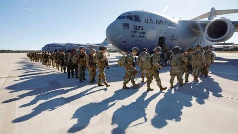 Mỹ loay hoay với ý định rút bớt quân khỏi châu Âu