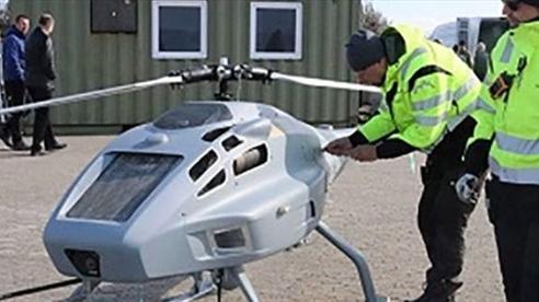 Đan Mạch sử dụng máy bay không người lái đo hàm lượng lưu huỳnh của nhiên liệu hàng hải
