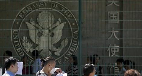 Mỹ cấm cơ quan liên bang thuê công nhân nước ngoài