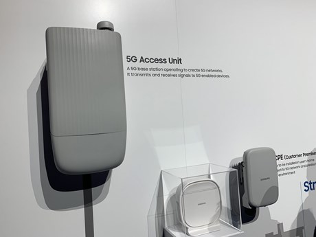 Samsung mở rộng sự hiện diện trên thị trường thiết bị mạng toàn cầu