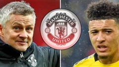 Jadon Sancho đồng ý ký 5 năm với Man Utd, lương cao chót vót