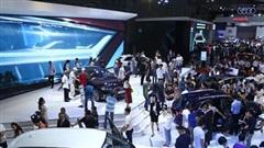 Dừng triển lãm Vietnam Motor Show 2020