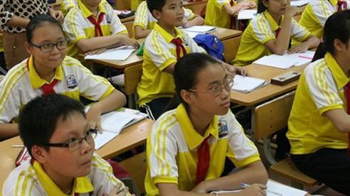 Hạ điểm chuẩn, tuyển bổ sung học sinh vào lớp 6 song bằng