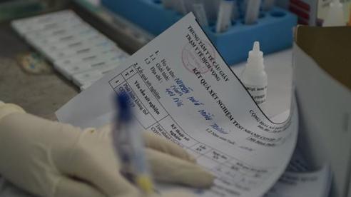 Hà Nội: Chưa mừng vội dù 100% xét nghiệm nhanh đều âm tính SARS-CoV-2