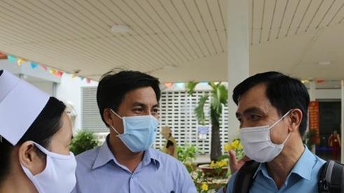 Bệnh viện Chợ Rẫy 'chia lửa' với tâm dịch Đà Nẵng