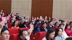 Đại hội đại biểu Đảng bộ quận Hai Bà Trưng tiến hành phiên bế mạc