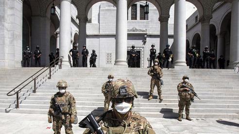 Mục đích Mỹ tái cơ cấu lực lượng vệ binh quốc gia là gì?