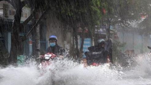 Tin tức dự báo thời tiết mới nhất hôm nay 4/8: Bắc Bộ mưa lớn, nhiều nơi dông, lốc