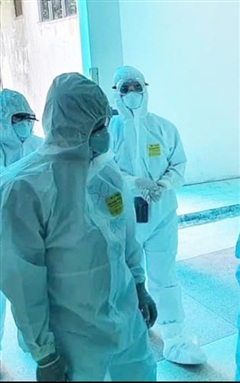 Lịch trình di chuyển phức tạp của 6 ca nhiễm COVID-19 ở Quảng Nam: Nhiều lần đi chợ, lo đám tang, đi thăm hỏi nhiều người, ra ngân hàng