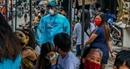 Số ca COVID-19 Philippines tăng 'sốc' sau phát biểu của ông Duterte