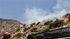 Cháy rừng lan nhanh tại bang California (Mỹ)