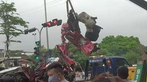 Danh tính 4 nạn nhân thương vong trong vụ tai nạn trên quốc lộ 5