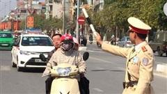 Phạm vi tuần tra, kiểm soát giao thông đường bộ của công an cấp huyện