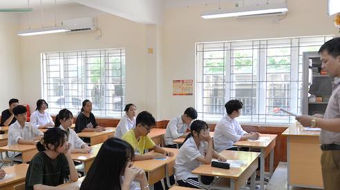 Đã có gần 93% học sinh xác nhận nhập học trực tuyến vào lớp 10