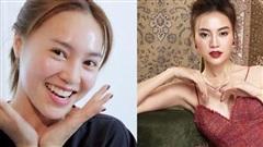 Những sao Việt nào được khán giả trầm trồ vì quá xinh đẹp dù để mặt mộc?