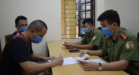 Ba đối tượng người Trung Quốc nhập cảnh trái phép vào Quảng Ninh