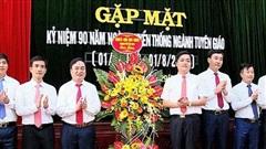 Bí thư Thành ủy Bắc Ninh Nguyễn Nhân Chinh làm gì từ khi nhậm chức?