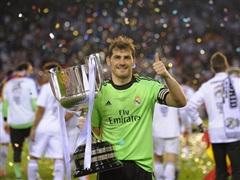 'Thánh Iker' Casillas tuyên bố giã từ sự nghiệp ở tuổi 39