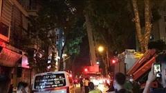 Khởi tố vụ sập giàn cẩu khiến 4 công nhân tử vong