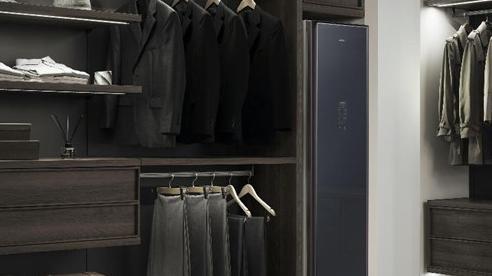 Samsung ra mắt tủ chăm sóc quần áo thông minh AirDresser tại Việt Nam
