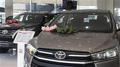 Innova và Fortuner phiên bản lắp ráp trong nước năm nay được Toyota triệu hồi