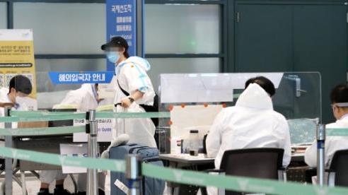 Một người Việt bị bắt sau 8 tiếng trốn khỏi khu cách ly ở Hàn Quốc
