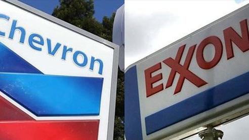 Các 'ông lớn' dầu khí toàn cầu đua nhau báo lỗ lớn