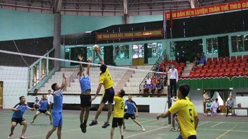 Lùi thời gian tổ chức giải vô địch Bóng chuyền nam tỉnh Bắc Giang năm 2020