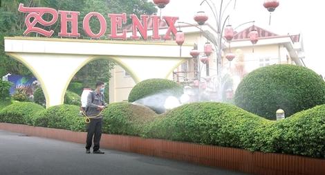 Phoenix Bắc Ninh sẵn sàng phương án đón khách trong mùa COVID-19